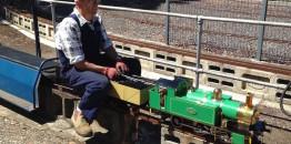 Mooroolbark has its own miini train network