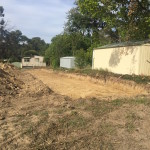 Early work commences at Paperbark Place in Mooroolbark