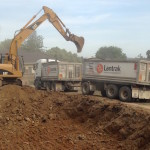 Video shows heavy excavation at Paperbark Place in Mooroolbark